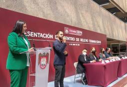 Avanzan obras para mejorar conducción y manejo del agua en Baja California