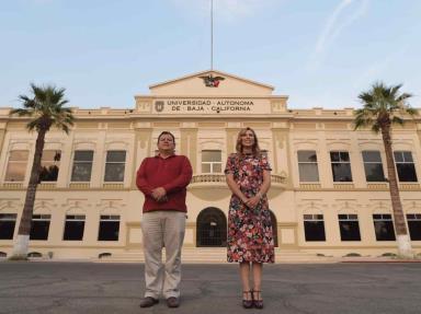 Refrenda gobernadora electa de Baja California su apoyo a la UABC.