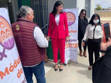 Crean módulos para atender casos de violencia contra las mujeres
