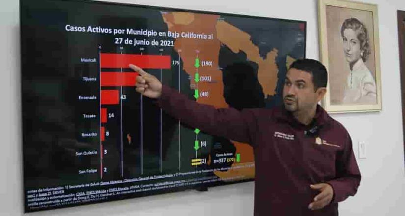 Confirma secretaría de salud de BC eventual llegada de remesa PFIZER para Mexicali, Tijuana y Ensenada