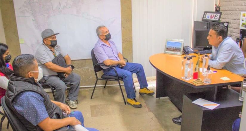 Buscan Fortalecer  al INPI  con una sede regional en San Quintín: Alejandro Ruiz Uribe