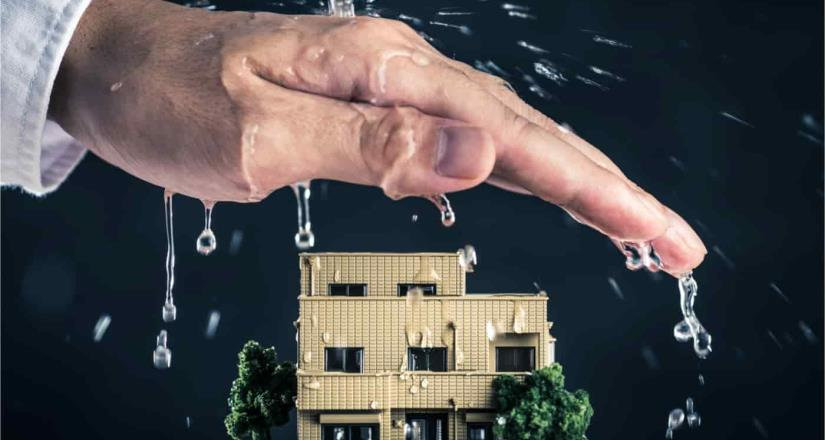 3 formas de darle mantenimiento a tu casa en temporada de lluvias
