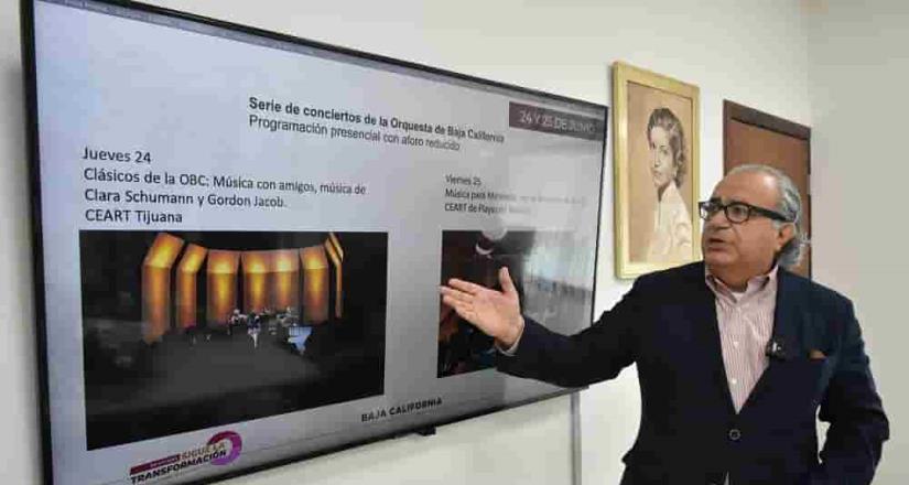 Se reactivan con éxito las actividades culturales en Baja California