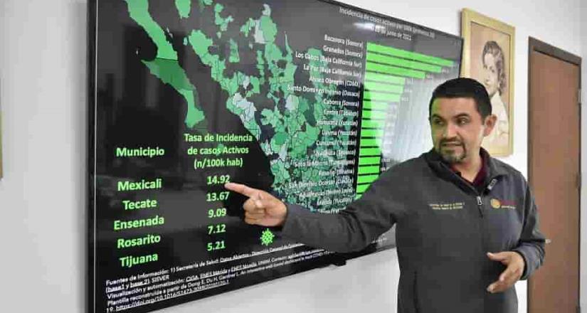 Recibirá Baja California una importante remesa de PFIZER entre miércoles y jueves