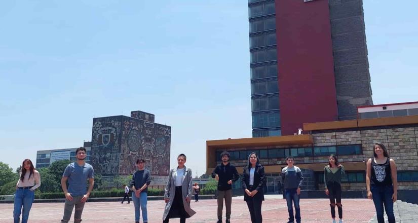 Alistan salida estudiantes de la UNAM que ganaron concurso de física europeo en investigación nuclear