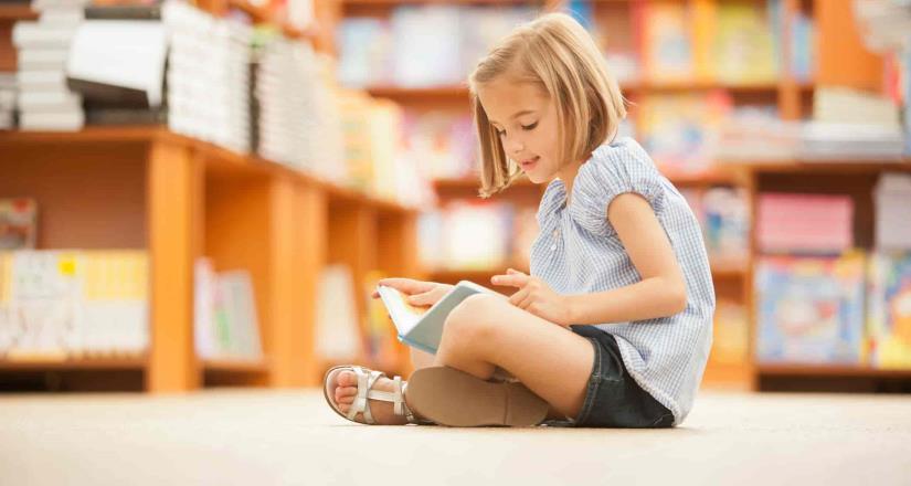 Fomenta el gusto por la lectura en tus pequeños con Kid City