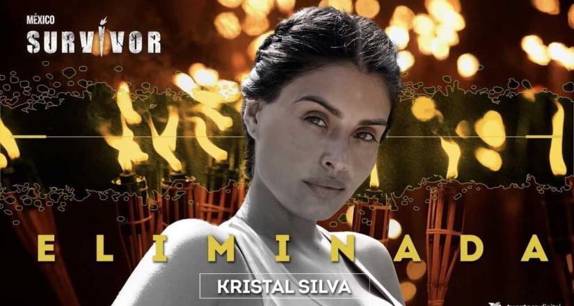 Kristal Silva admite que salió de Survivor por su boda.