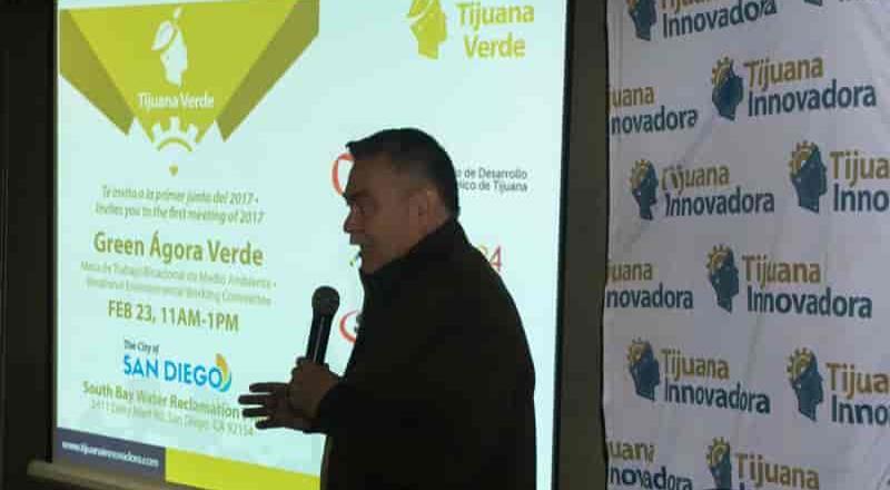 Ofrecerá Tijuana Verde plática con Director de Seguridad Hídrica para América Latina
