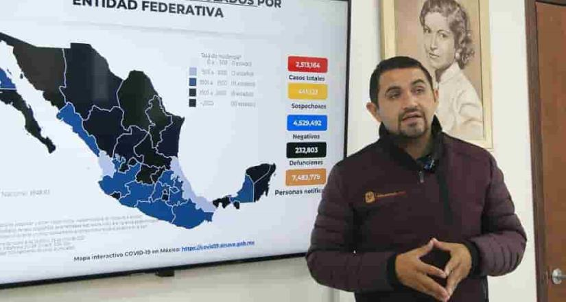 Espera Baja California el arribo de más de 80,000 dosis de las vacunas contra el COVID-19