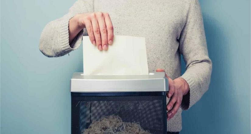 Evita el trashing de tus datos personales y protege tu información