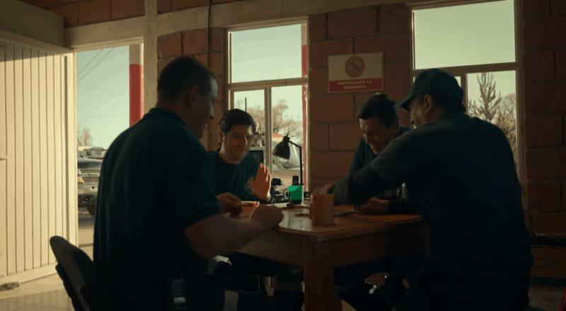 """Jero Medina es Benjamín Linares en la serie SOMOS, basada en el artículo de Ginger Thompson """"Anatomía de una masacre""""."""