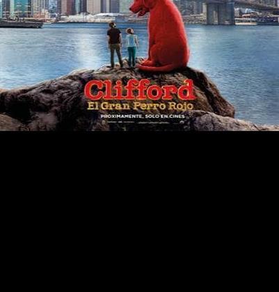 Clifford el Gran Perro Rojo no te pierdas su nuevo trailer