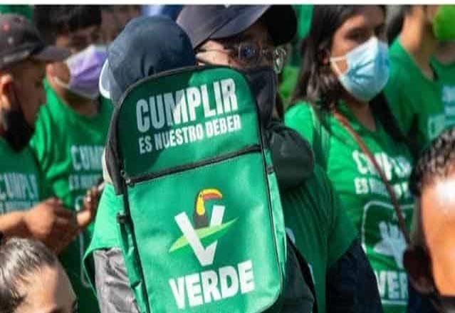 INE impone multa al Partido Verde por mentir en monto de 2mdp.