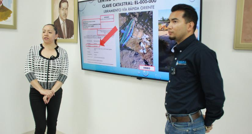 Avanza la Secretaría de Honestidad en recuperación de recurso de empresas con adeudos de agua en BC