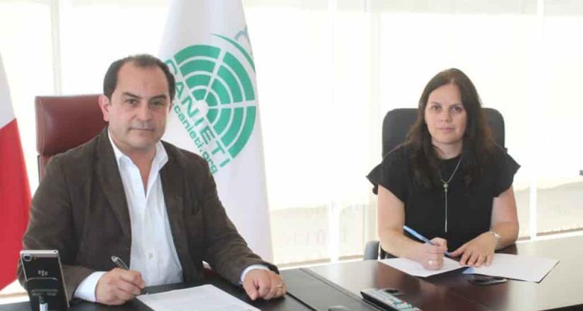 Impulsará Canieti programa de  proveeduría regional para la industria