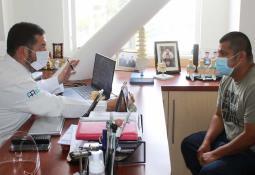 Es designado el primer rector de la Universidad Intercultural en San Quintín