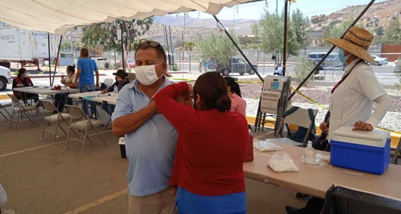Baja California se prepara para hacerle frente a tercera ola de Covid
