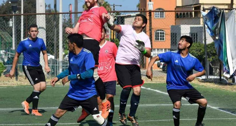 Se llevó a cabo Torneo Estatal de Futbol para sordos 2021 en unidad deportiva Parque Azteca