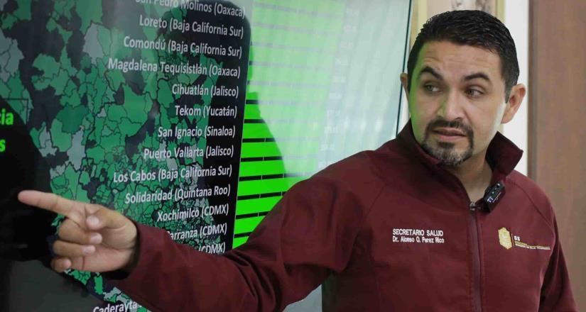 Confirma la secretaría de salud del estado primer caso de variante delta en Baja California