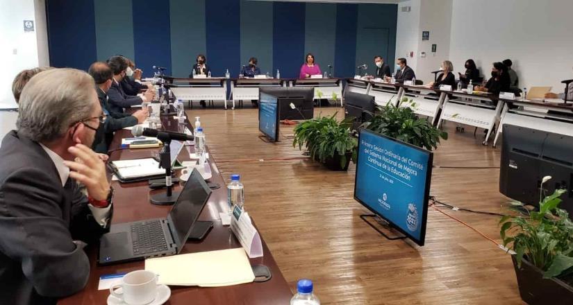 Convocan SEP y Mejoredu a articular propuestas para la mejora de la educación