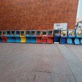 Continúa el combate contra la corrupción de menores : FGE decomisa 23 máquinas tragaperras y 7 equipos de cómputo.