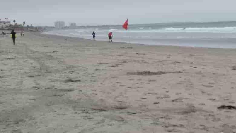 Por contaminación, Gobierno de Ensenada amplía el cierre precautorio de Playa Hermosa hasta la playa Conalep 1