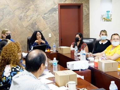 Imparte CEDHBC capacitaciones de derechos humanos en San Quintín