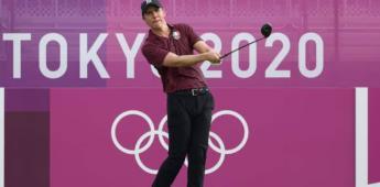Carlos Ortiz podría dar a México una medalla en golf