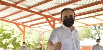 La consulta popular es un hecho histórico: Alfonso Durazo