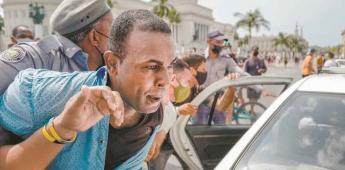 Biden sanciona a la Policía Nacional de Cuba