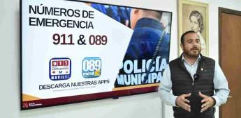 Ante el regreso a clases, encabeza Gobierno de Ensenada donativo de 600 mochilas y paquetes escolares