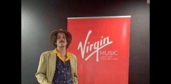 Maximiliano Calvo, primer artista firmado por virgin music españa en su nueva y prometedora etapa