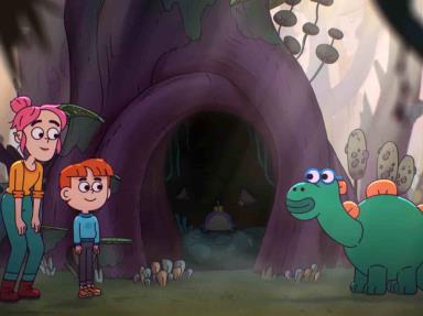 """""""Elliott from Earth"""", una nueva comedia de ciencia ficción y aventuras, llega a Cartoon Network"""