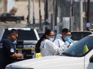 Asesinan a joven de 20 años en colonia Chamizal delegación la mesa.