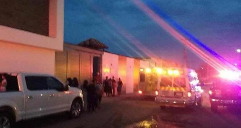 Se electrocutan 7 menores, 3 adultos y un bebé en alberca en Sonora.