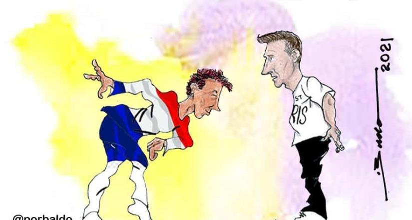 Lionel Messi emocionado por jugar con el PSG.