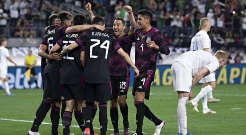 México se vuelve a meter en el Top-10 del ranking de la FIFA.