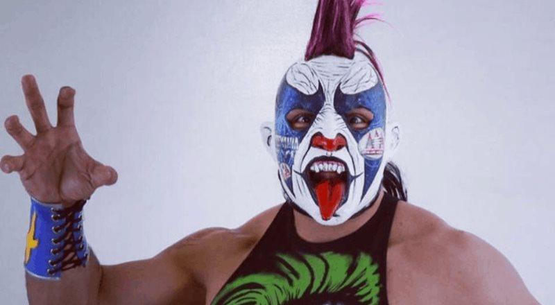 Psycho Clown hará homenaje a su padre Súper Porky en en Triplemanía