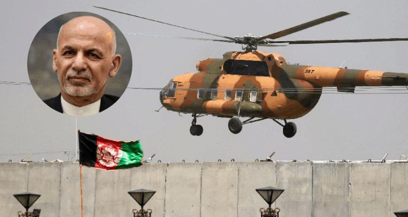 Embajador de EU en Afganistán es trasladado al aeropuerto de Kabul