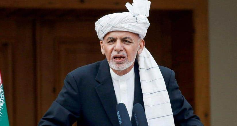Decidí irme para evitar un baño de sangre dice presidente afgano, Ashraf Ghani