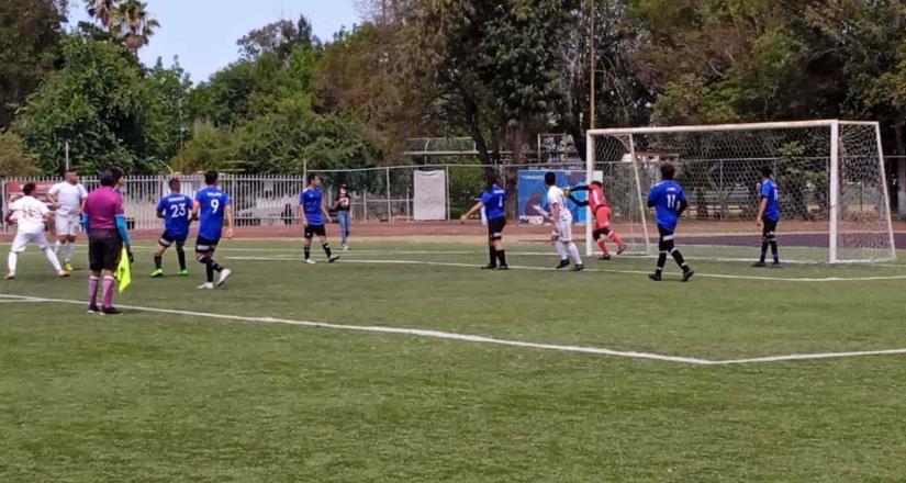 Vence EE.UU. a México en juego de futbol para sordos organizado por el IMDET