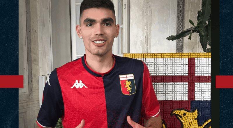 Johan Vásquez debutará en Genoa próximamente