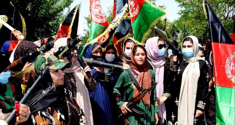 Así puedes ayudar a las mujeres en Afganistán