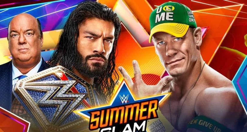 SummerSlam 2021, horario y dónde ver el evento de WWE