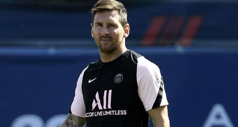 Messi ya tiene fecha para su debut con el PSG