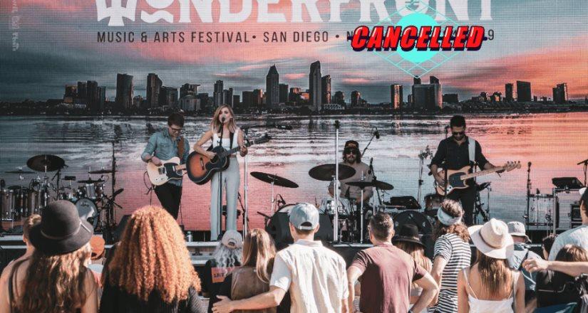 Posponen por Covid-19 Wonderfront Music & Arts Festival en San Diego