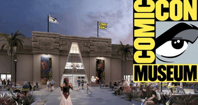 Inician construcción del Comic-Con Museum en el Balboa Park