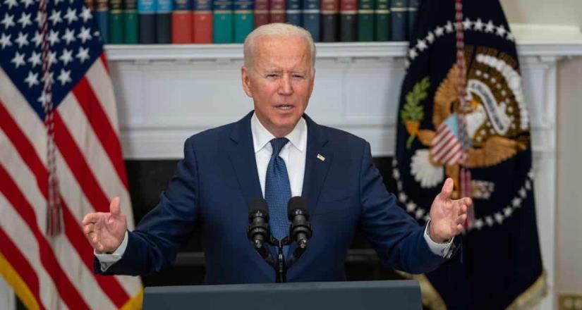 """Biden: Perseguiremos a los terroristas y los haremos pagar por esto"""""""