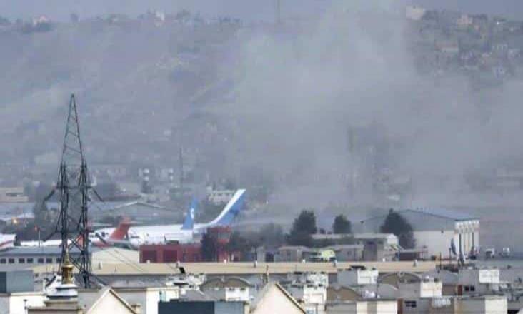 Cifra de muertos por ataques en aeropuerto de Kabul sube a 60