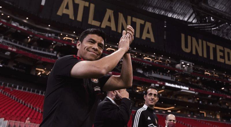 Gonzalo Pineda pierde en su debut como técnico del Atlanta United